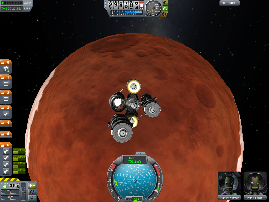 Kerbal Space Program Mars (page 3) - Pics about space